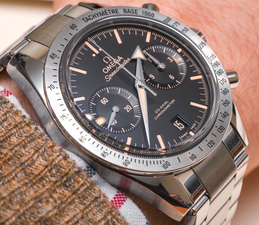 Omega Speedmaster 57 Vintage Watch Hands On George