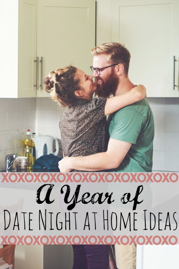 A Year of Date Night Ideas At Home To Fill Your Calendar With Love -   14 diy projects For Men date nights ideas