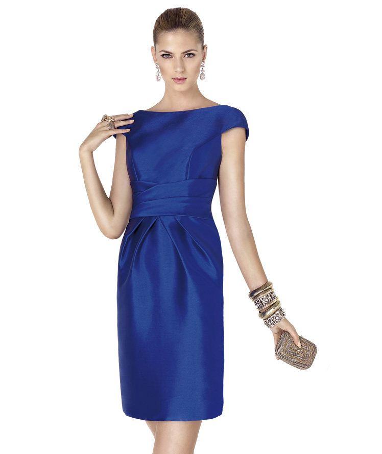 Pronovias Cocktail Dress - Ocodea.com