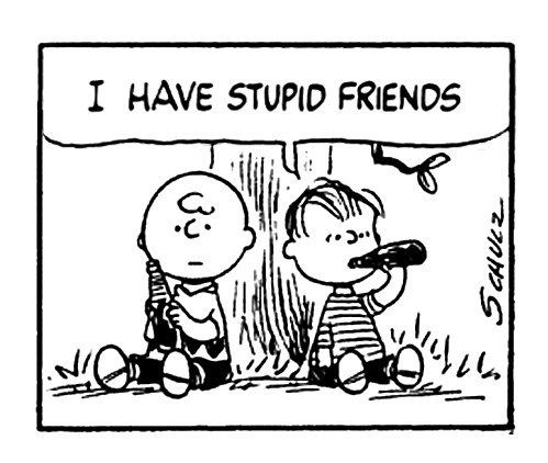 i love Peanuts.