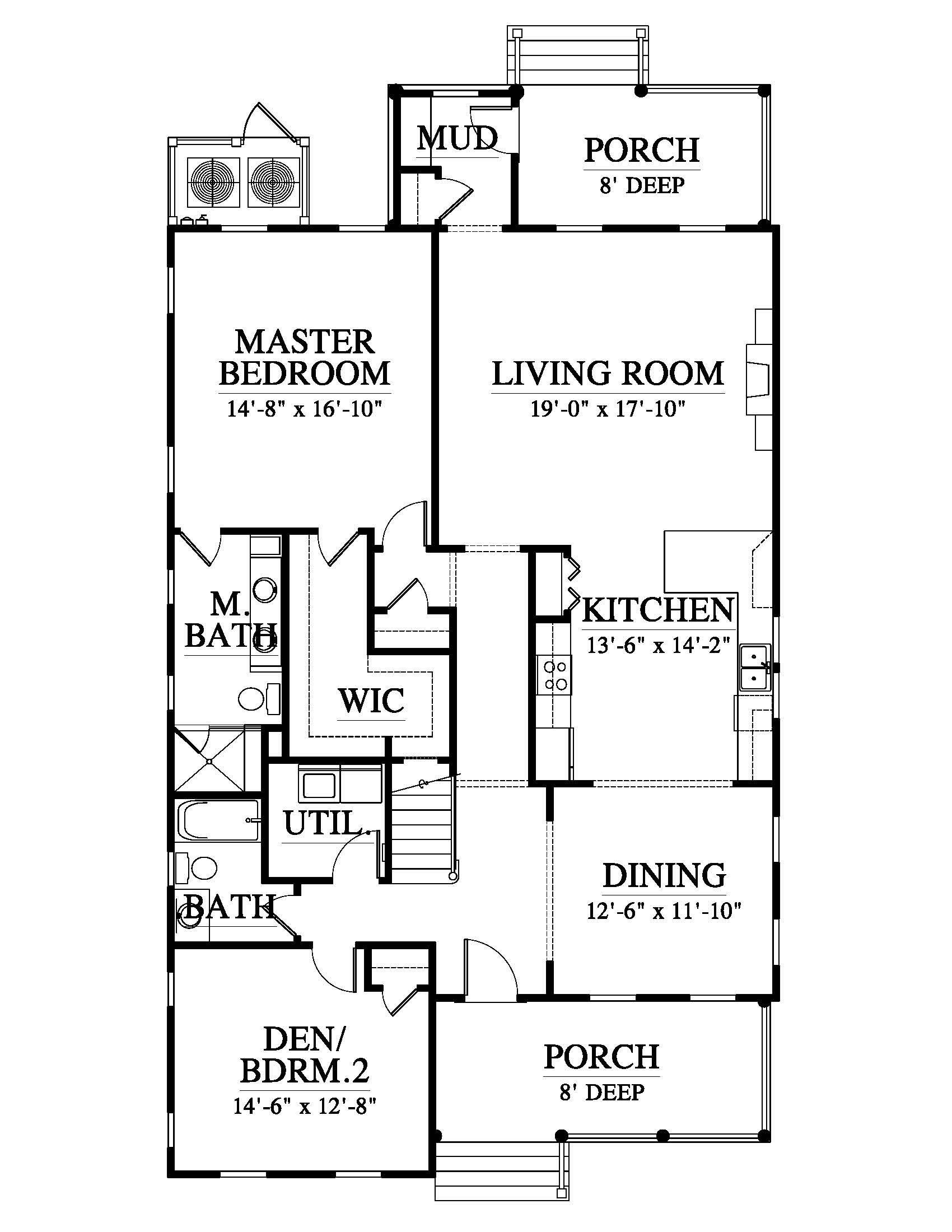 Hartsville (13360) House Plan (13360) Design from Allison