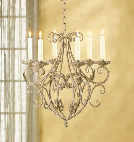 5 Vintage Royalty Candle Chandeliers for Wedding Decorations--Affordable Elegance Bridal -