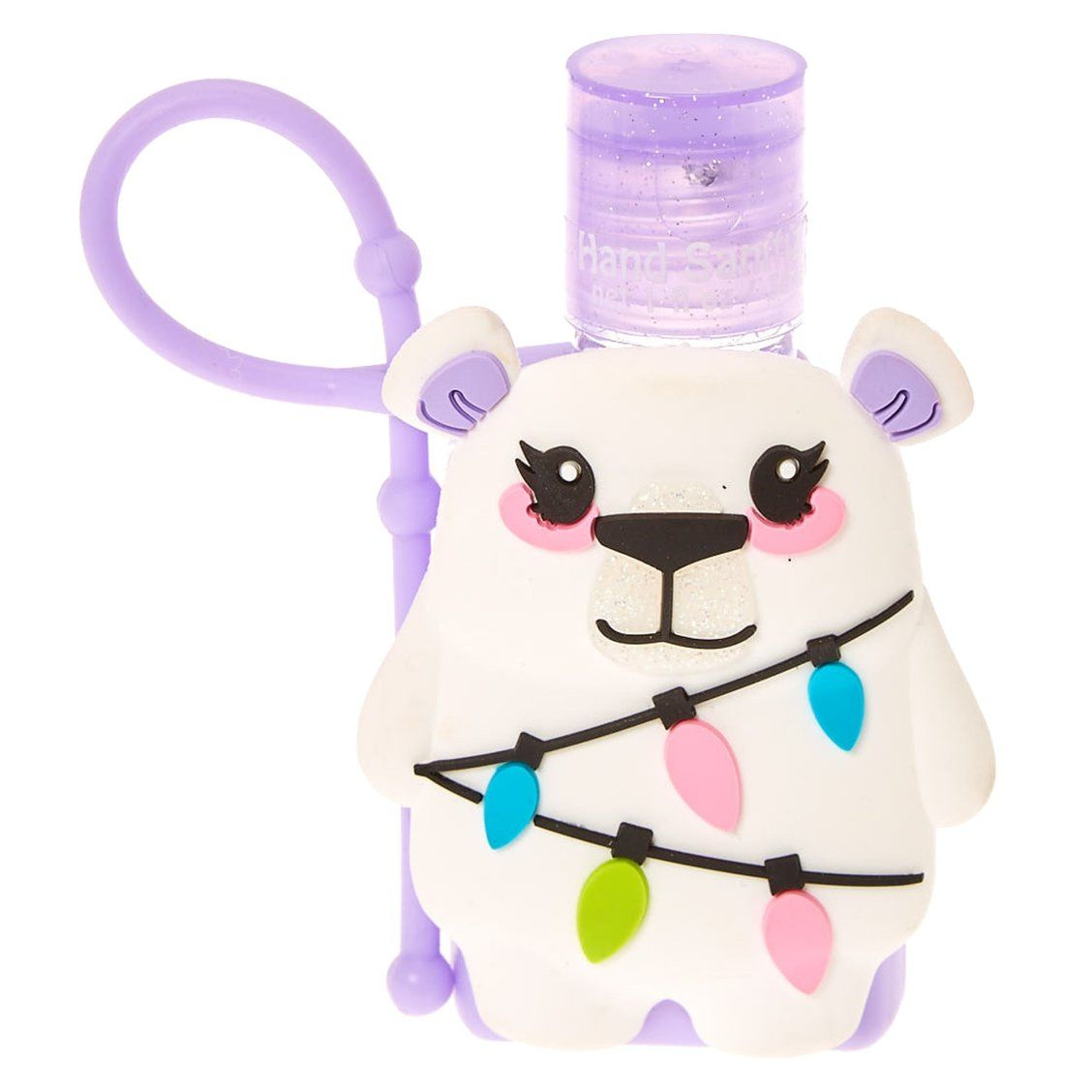 Bella The Polar Bear Anti Bacterial Hand Sanitizer Hand