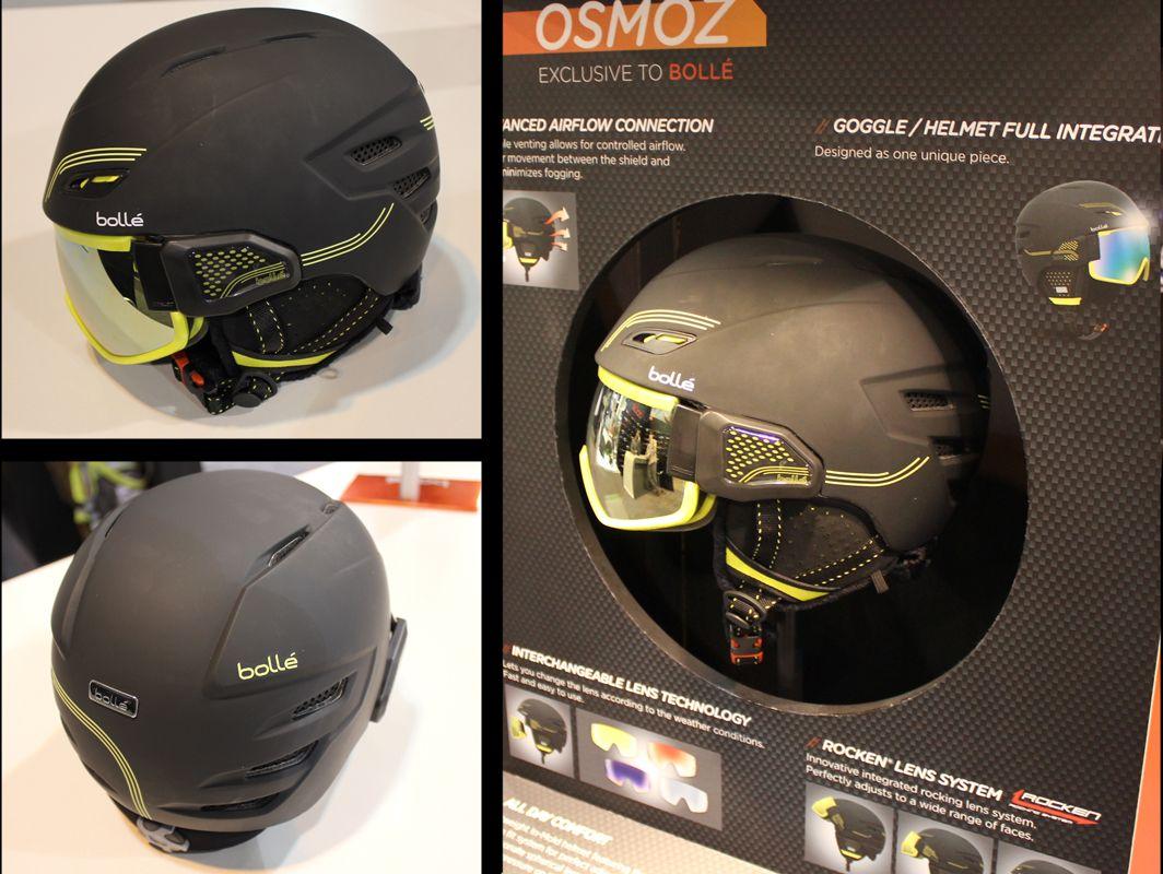 7a3786d456e4 Bolle Osmoz Helmet and Goggle