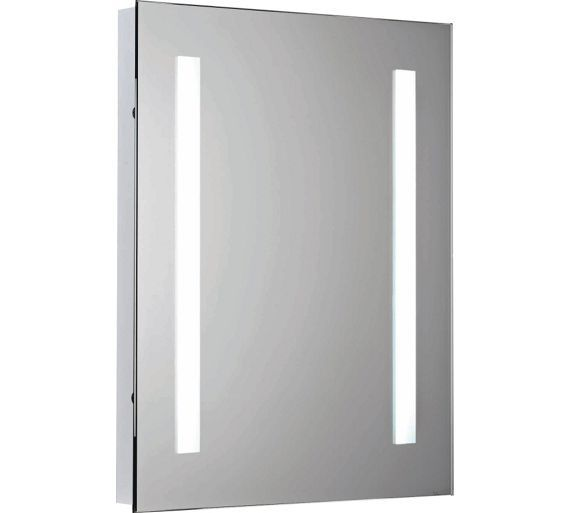 Home Rectangular Bathroom Mirror With Shaver Point Rectangular Bathroom Mirror Mirror Home Furnishings