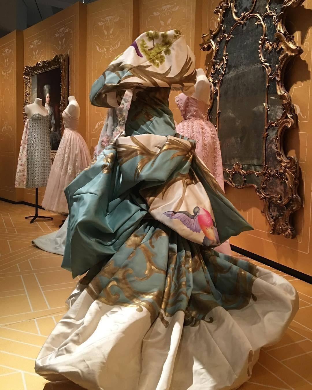 "Dior: From Paris to the World"" exhibition at the Denver Art"