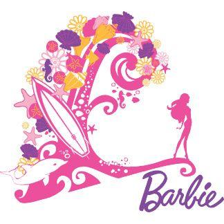Барби Русалка: Коллекция мини картинок