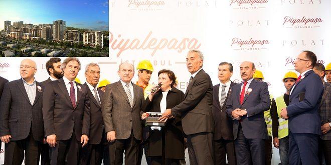 Çevre ve Şehircilik Bakanı Fatma Güldemet Sarı, gazetelerin emlak editörleriyle buluşmasında kentsel...