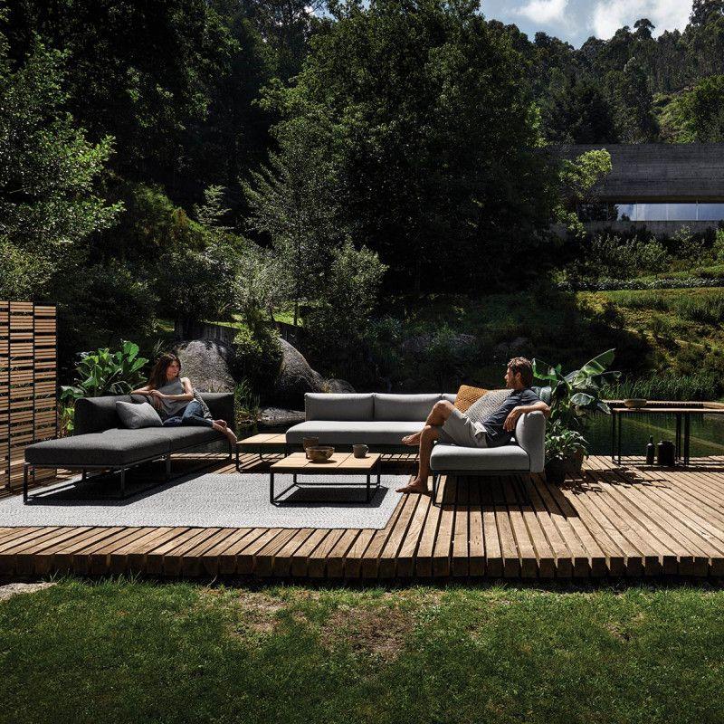 Gloster Maya Loungesessel Gartensessel 97 Cm Villa Schmidt Hamburg Gartensessel Gartenmobel Design Garten Landschaftsdesign