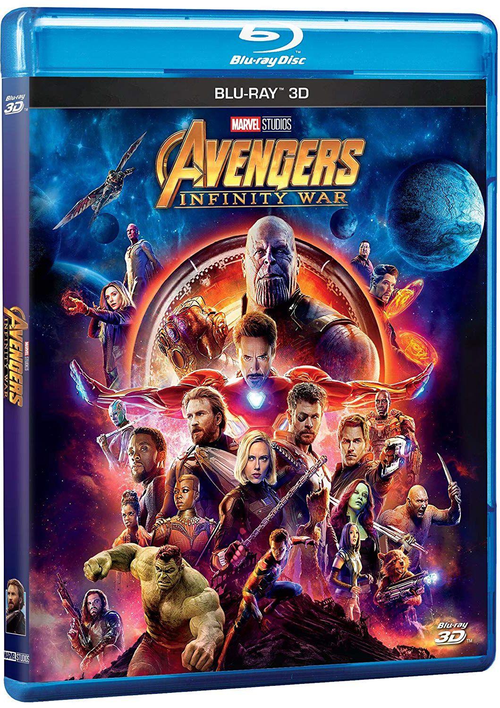 Avengers Infinity War 3d Blu Ray Infinity War Avengers Avengers Infinity War