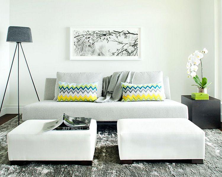 Model Desain Sofa Unik Ruang Tamu Kecil Minimalis Small Living Rooms Small Room Design Living Room Sofa