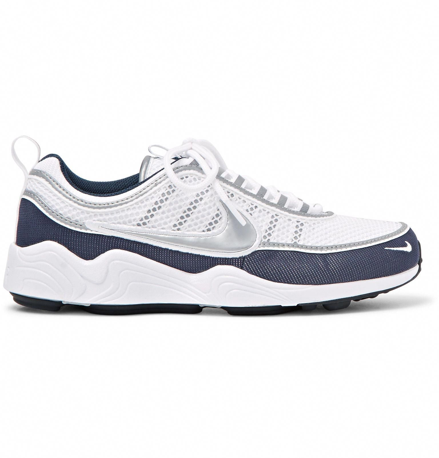 info for 36f44 e7dca Nike - Air Zoom Spiridon  16 Mesh Sneakers  MensFashionSneakers