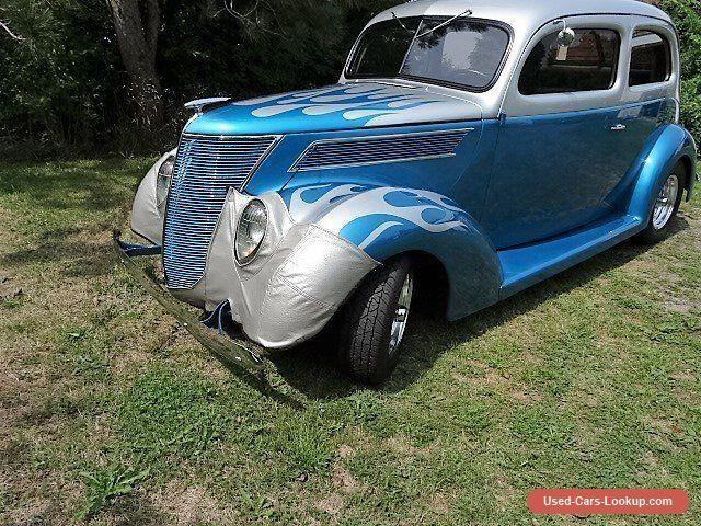 Cars For Sale At Canada: 1937 Ford Tudor #ford #tudor #forsale #canada