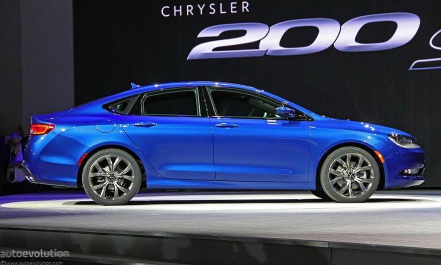 2015 Chrysler 200 Chrysler 200 Chrysler Chrysler Cars