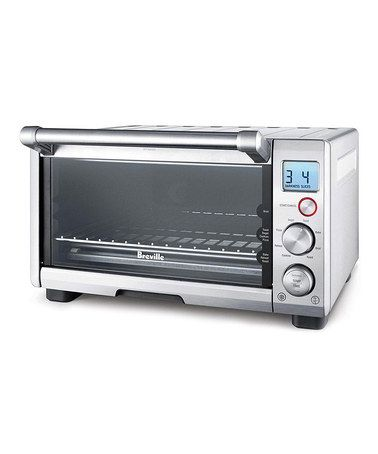 Take A Look At This Compact Smart Toaster Oven By Breville