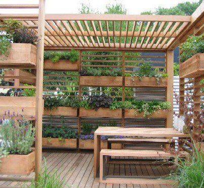 Great outdoor patio