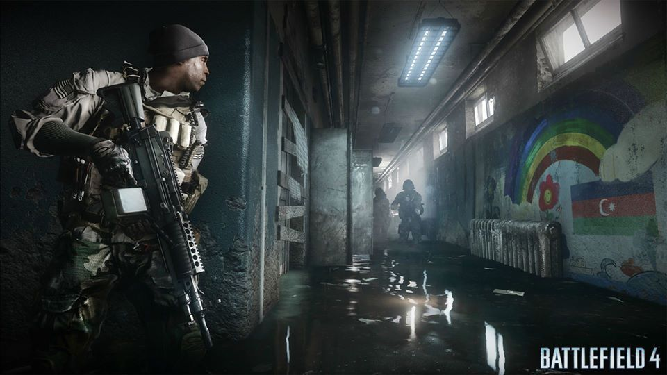 Battlefield 4 Is Now Out On Pc Xbox 360 And Playstation 3
