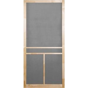 20 At Homedepot That S A Sketchy Price One Review Positive Requires Hardware Kit Can Be Painted To Match Our Wood Screen Door Screen Door Screen Tight