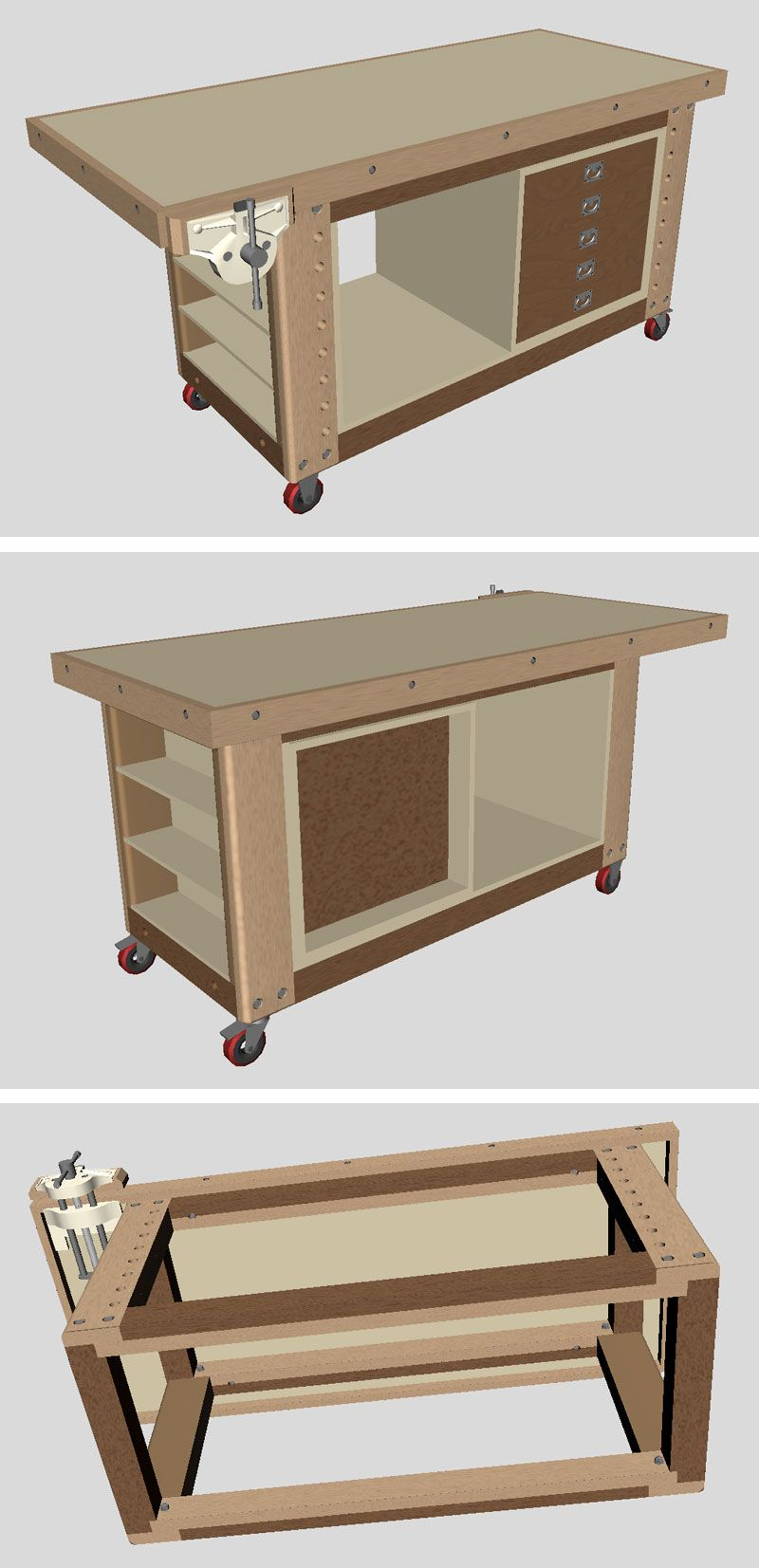 Types Of Joints And When To Use Them Workbench Plans Pinterest