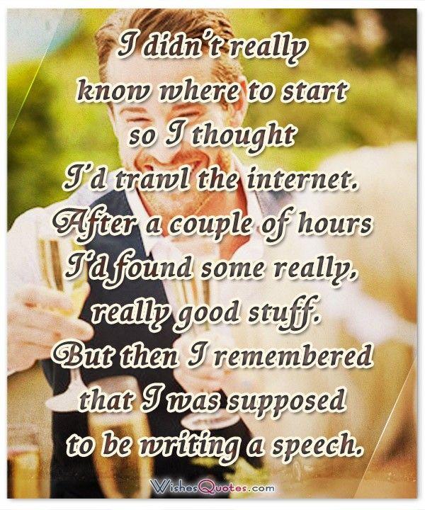 Best Man Wedding Speech Tips And Toast Examples By Wishesquotes Best Man Wedding Speeches Wedding Speech Best Man Speech Examples