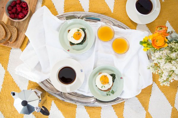 Kodin1, Elämäni Koti, Kesän aurinkoisin aamiainen #elamanikoti