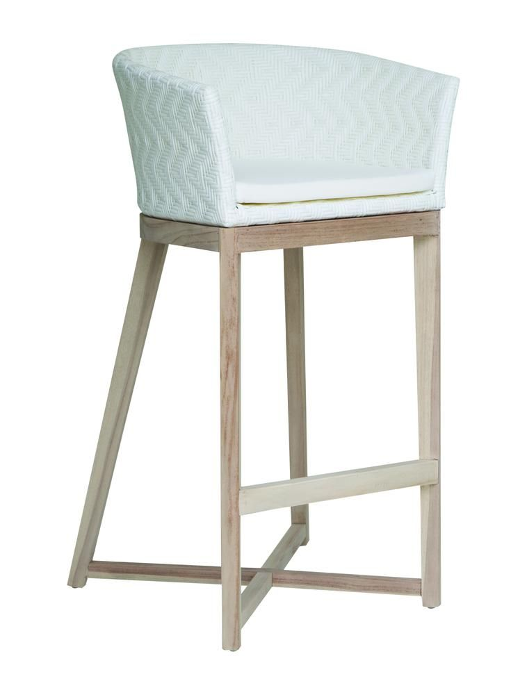 Mossel Bay Indoor Outdoor Barstool By Uniqwa Furniture Furniture Upholstered Bar Stools Bar Stools