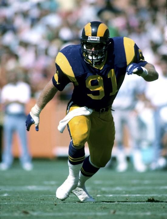Five Facts About The Los Angeles Rams Rams Football Nfl Players Los Angeles Rams