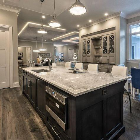 53k Likes, 335 Comments   Interior Design U0026 Home Decor  (@inspire_me_home_decor) On. Ideen Für Die KücheKüchen ...