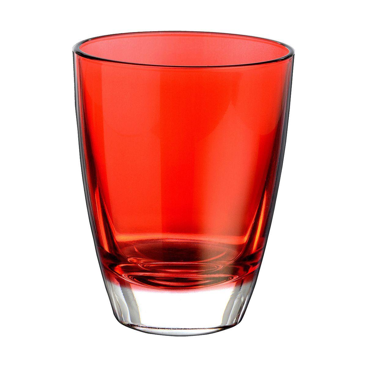 Verre teinté rouge 29cl - ALPI - verre