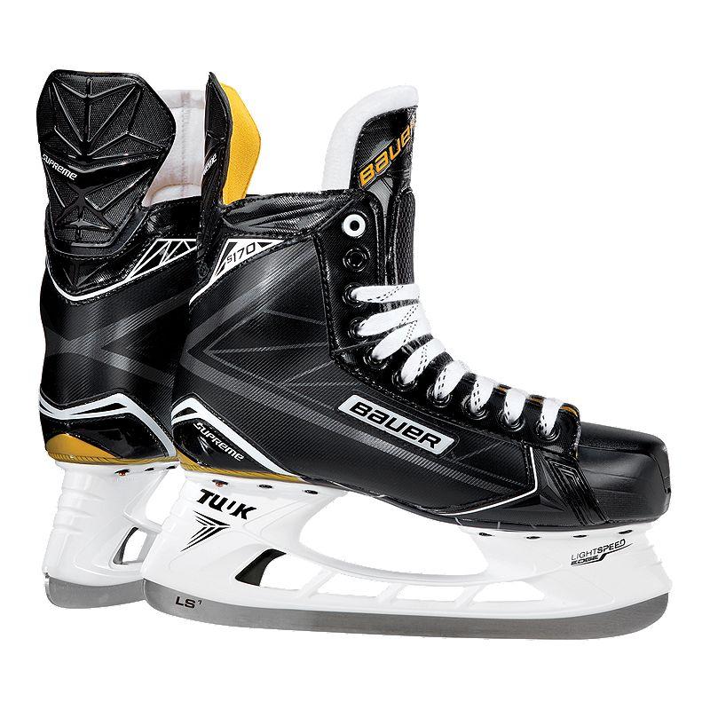 Bauer Supreme S170 Senior Hockey Skates | Ice hockey, Hockey