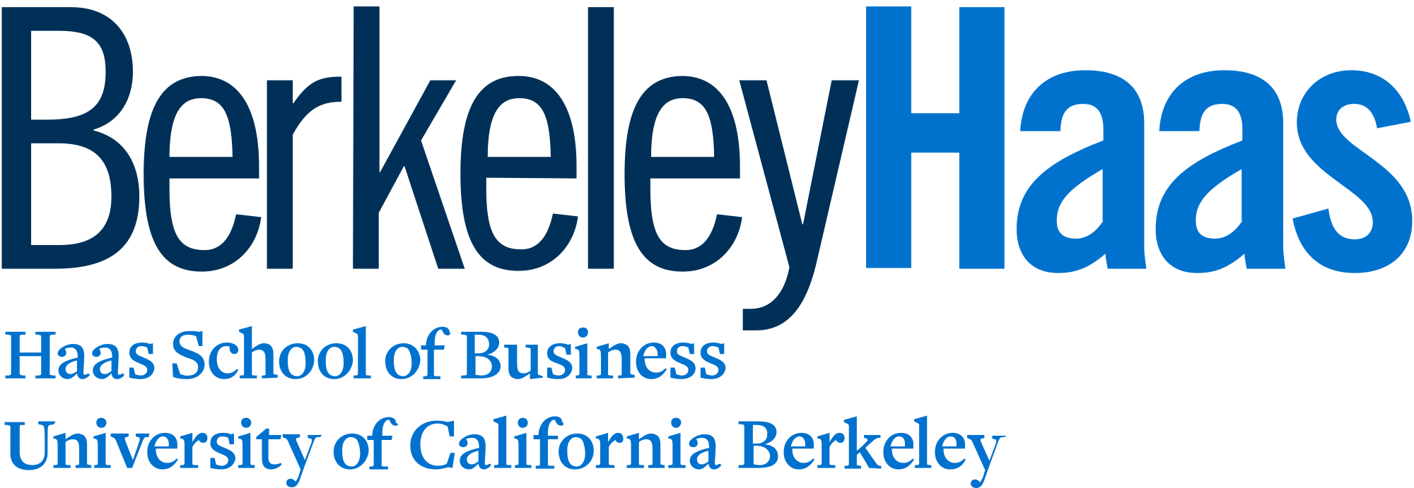 Berkeley Business Academy For Youth Berkeley Haas Business School Logo Berkeley Haas University Of California