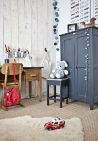 Lovely room in grey shades #kids #room