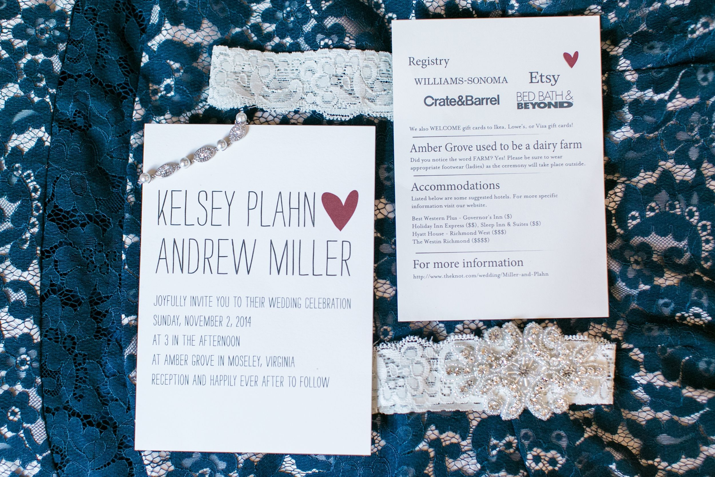 Simple and Modern Wedding Invitations with DIY