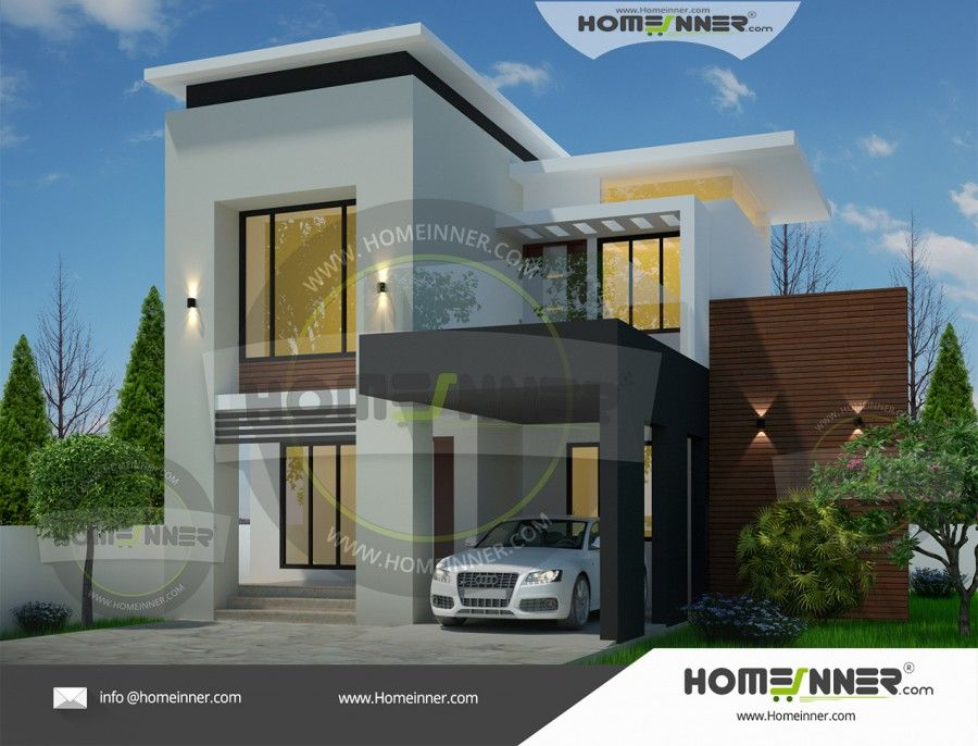 1500 Sq Ft 3 Bedroom Simple Latest House Exterior