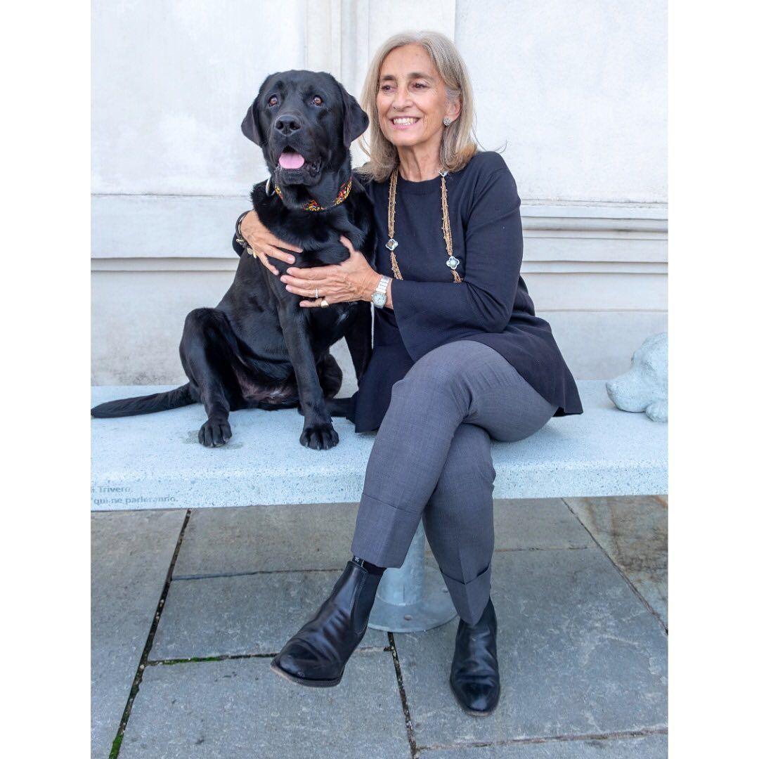 Eleganza e qualità completeranno la storia d'amore tra voi e il vostro cane, perché è di questo che si tratta. ⠀ ———————Emanuela Mussa ⠀  Visita il nostro sito per scoprirne di più. ❤️ @isiandfriends_dogcollar ⠀ #èdiquestochesitratta #dog #collar #love #accessories #dogcollar #denim #colors #embroidery #embellishment #madeinItaly #artisanal #leather #crafts #bestfriend #dogs #mydog #ilovemydog #dogstagram #lovedogs #doglover #instadog #luxury #MadeInItaly #cane #cani #collare #amoicani