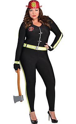 Adult Firefighter Costumes