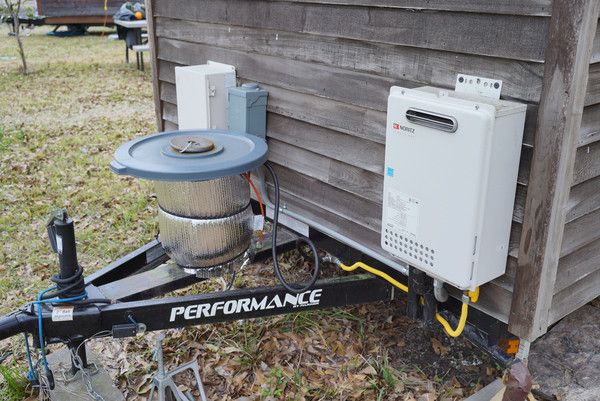 Tankless Propane Water Heater. Ideal For A Tiny House. Click The Image For  More