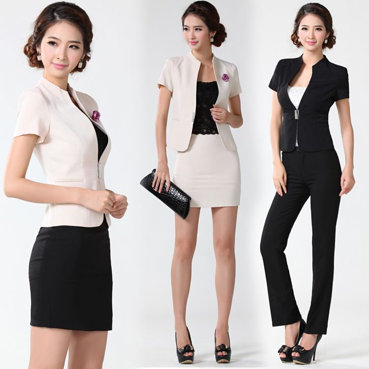 14fcbaee7 trajes formales para dama … | clothes :) | Traje…