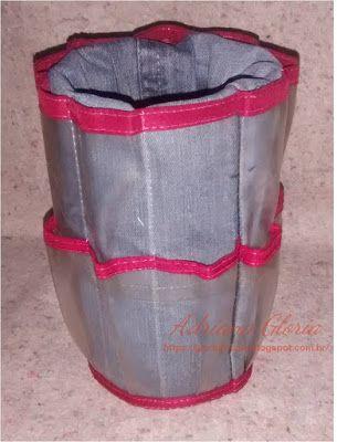 Adriana Gloria: Porta acessórios de costura
