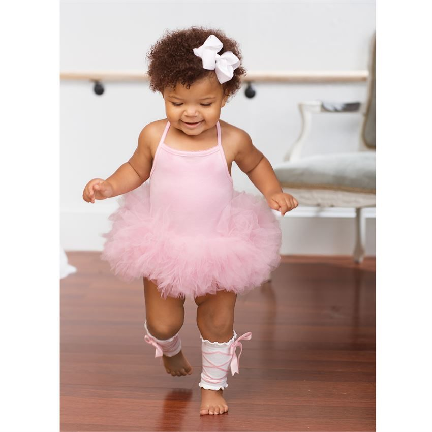 822a77d10 Mud Pie Tutu Crawler | Cute Ballet Clothes for Baby Girls at SugarBabies