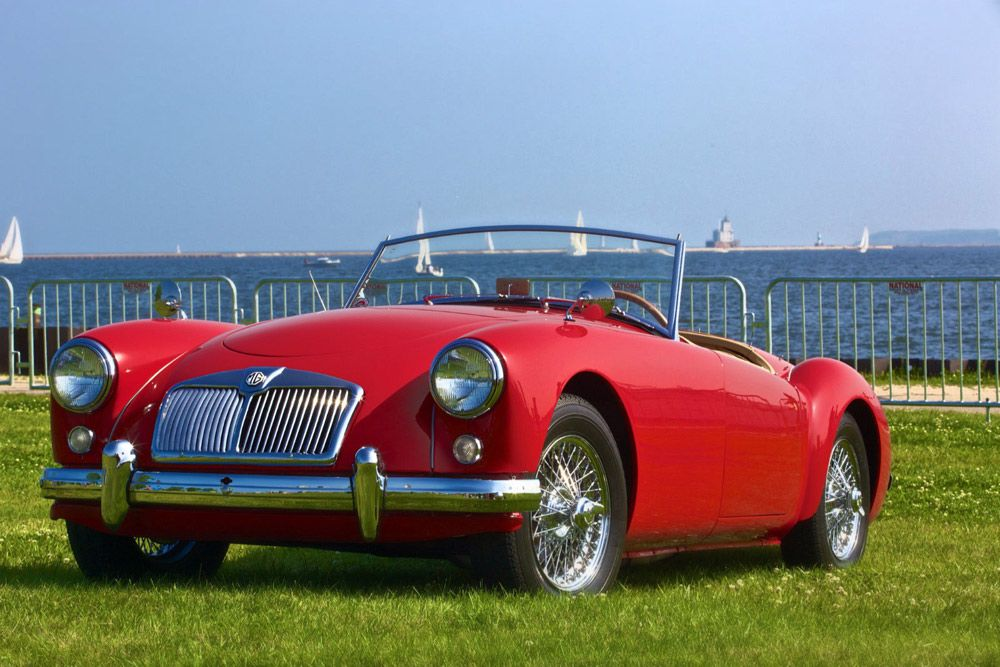 Five Classics For Sale Under 40,000 Classic sports cars