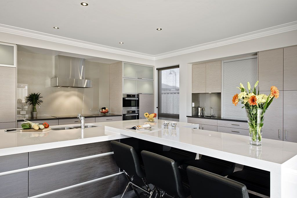 contemporary kitchen from perth kitchen designers western cabinets