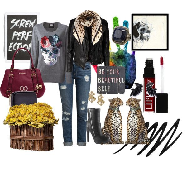 """""""Live Loud."""" by meli-k on Polyvore"""