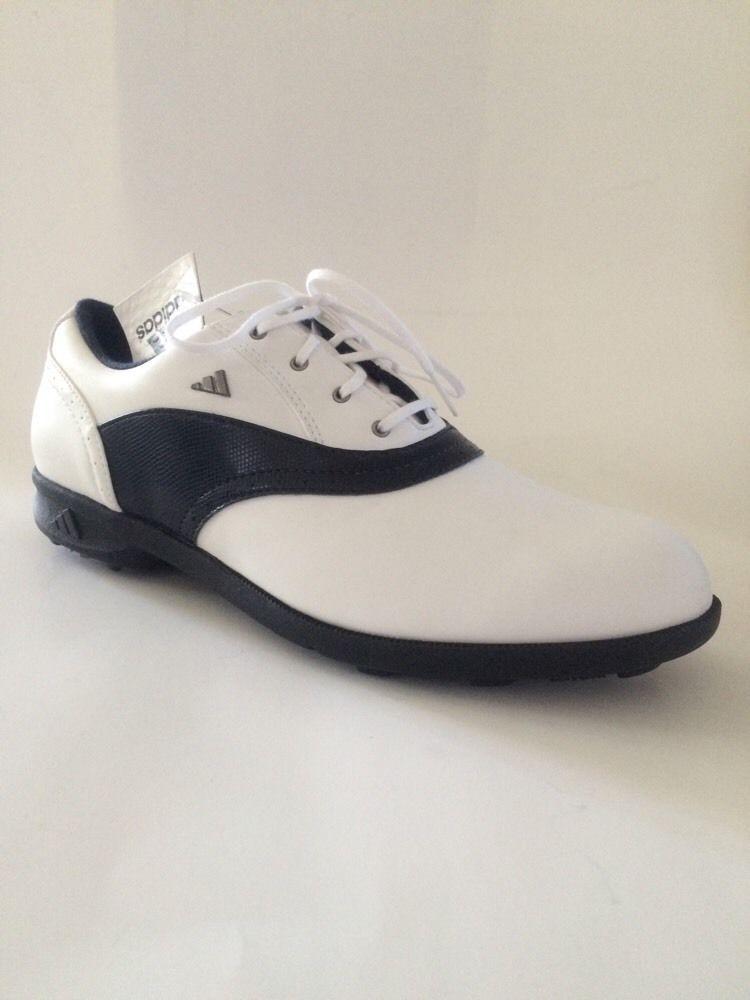 Adidas Classic Saddle Golf Shoes Women