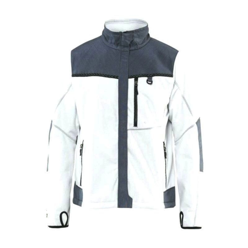 and vest Sale until February 4 2020Protective jacket and vest Sale until February 4 2020 Balenciaga White Leather Jackets Givenchy Twotone Jacket With Zip AColdWall hoode...