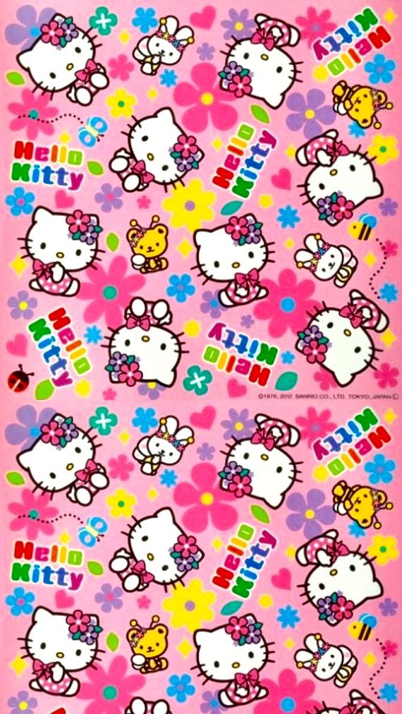 Pin By Lucival Santana On รวม ร ปค ดต Hello Kitty Iphone Wallpaper Hello Kitty Images Hello Kitty Pictures