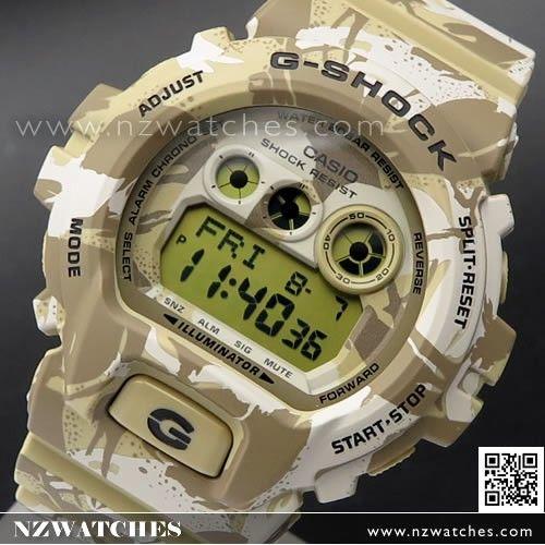 Casio G-Shock Military Standard Camouflage Limited Watch GD-X6900MC ... c959f72ef