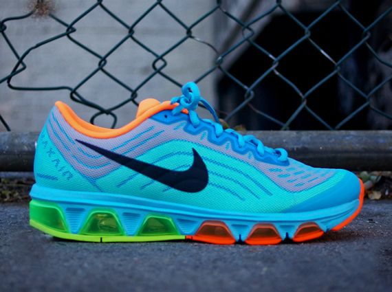 finest selection 29b27 40509 Nike Air Max Tailwind 6 - Winter Colorways - SneakerNews.com ...