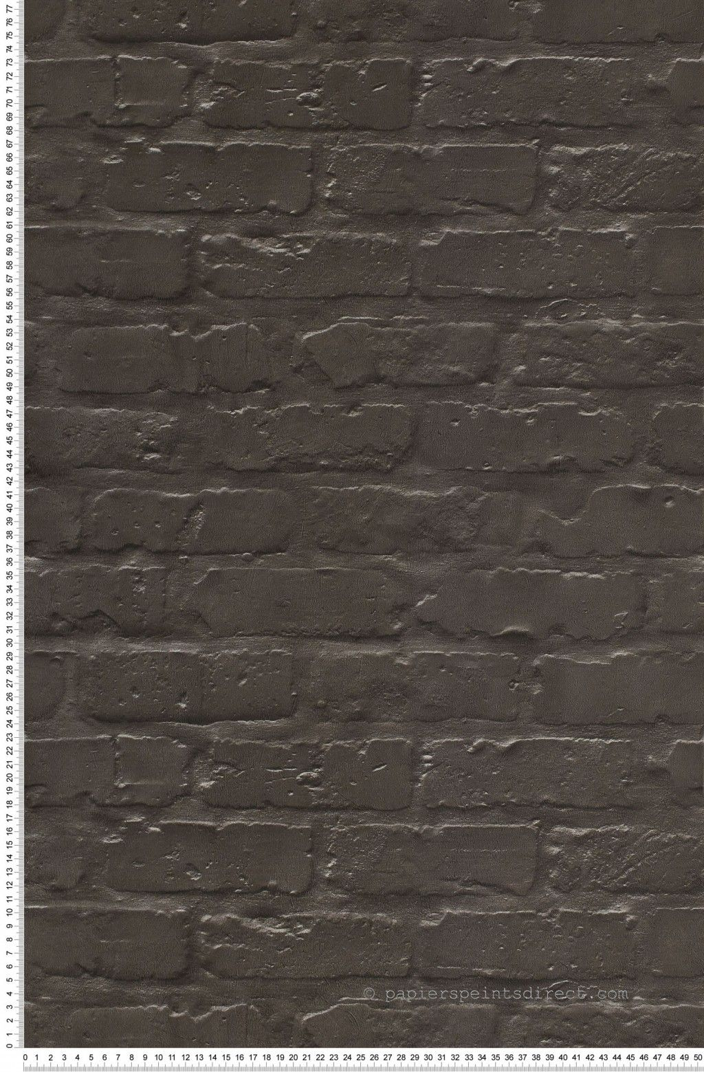 mur en briques gris anthracite papier peint authentic de montecolino mur couleur pinterest. Black Bedroom Furniture Sets. Home Design Ideas
