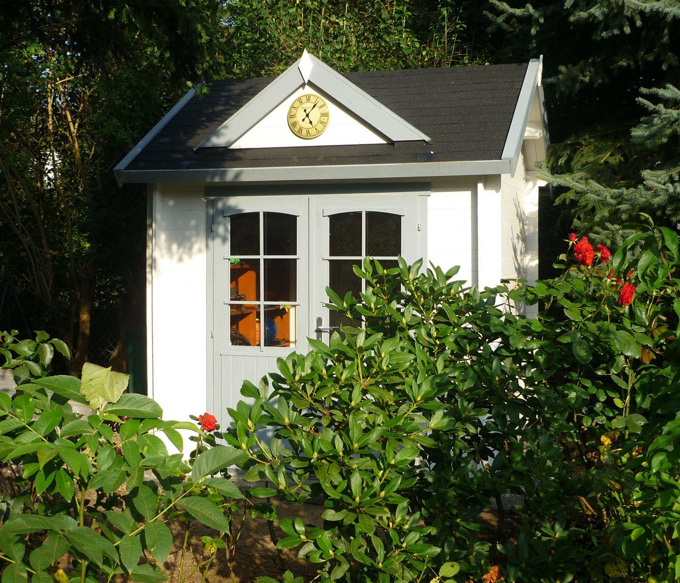Gartenhäuser im Landhausstil Vielseitige